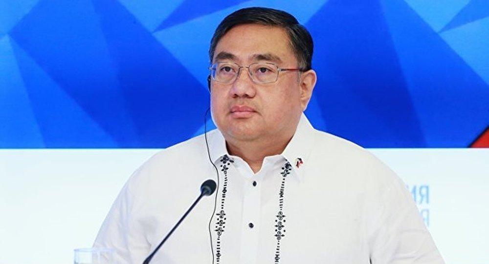 菲律賓大使:菲方認為俄羅斯與東盟舉行聯合演習是好事