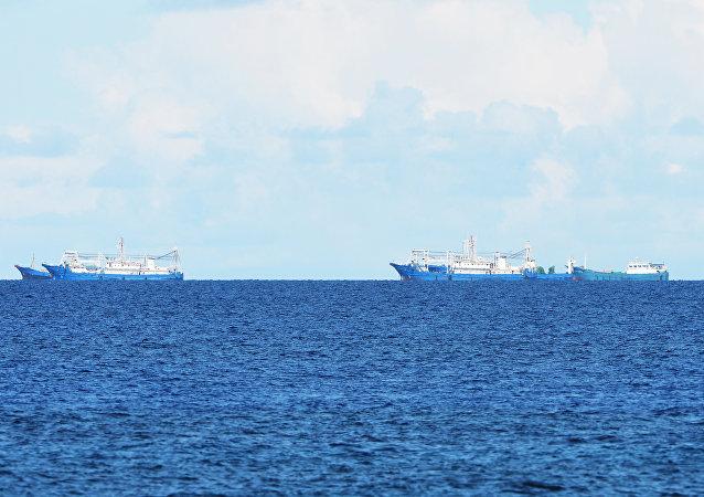 中國外交部:中日同意盡早啓動防務部門海空聯絡機制