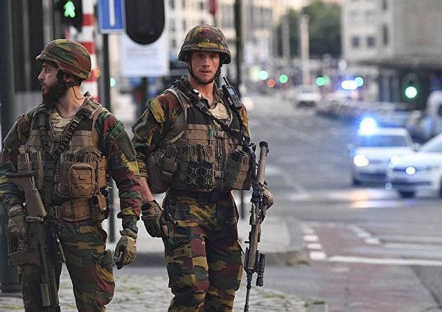 布魯塞爾的恐襲