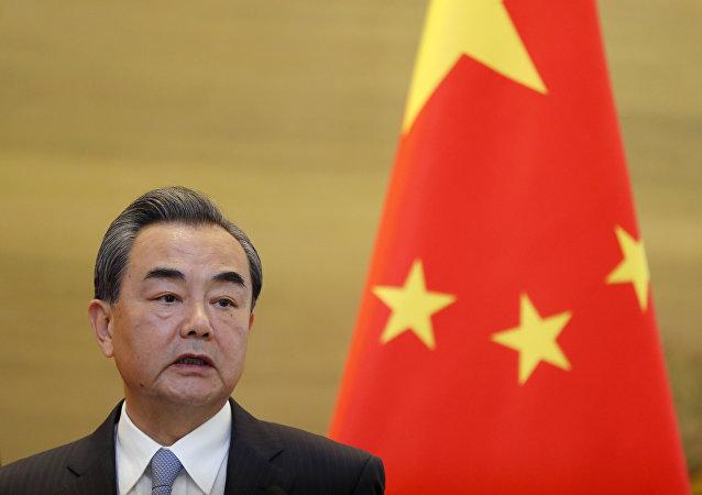 王毅:俄中兩國合作對彼此均是戰略選擇
