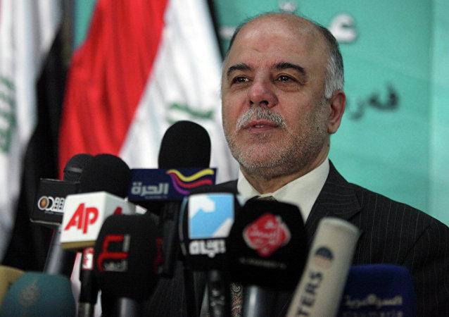 伊拉克總理海德爾∙阿巴迪