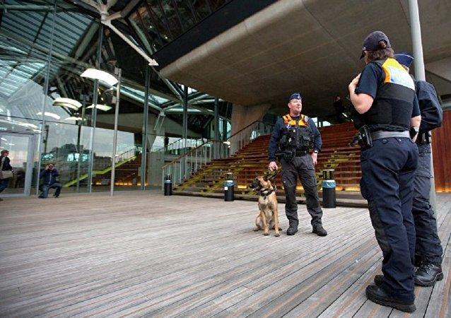 比利時警察