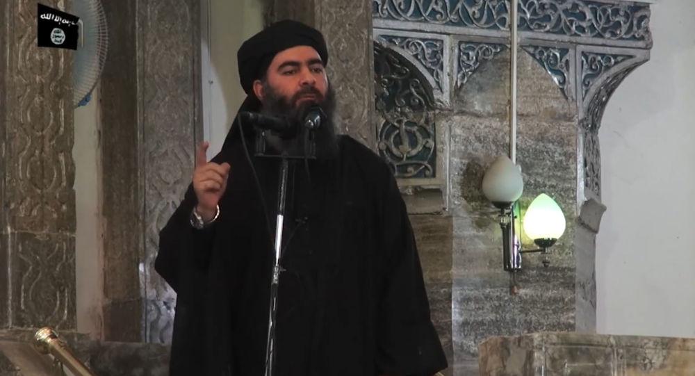 IS武裝分子稱該組織頭目巴格達迪