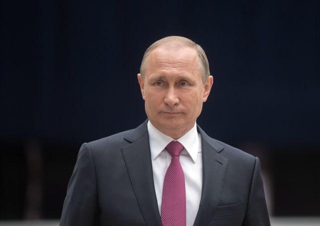 俄羅斯總統 普京