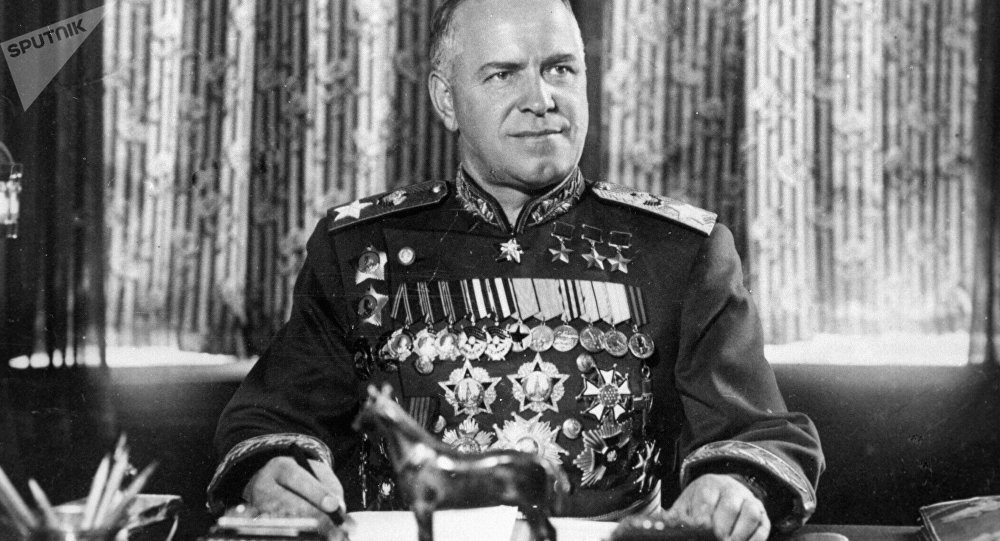 蘇聯元帥朱可夫