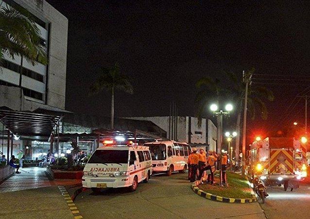 哥倫比亞的救護車