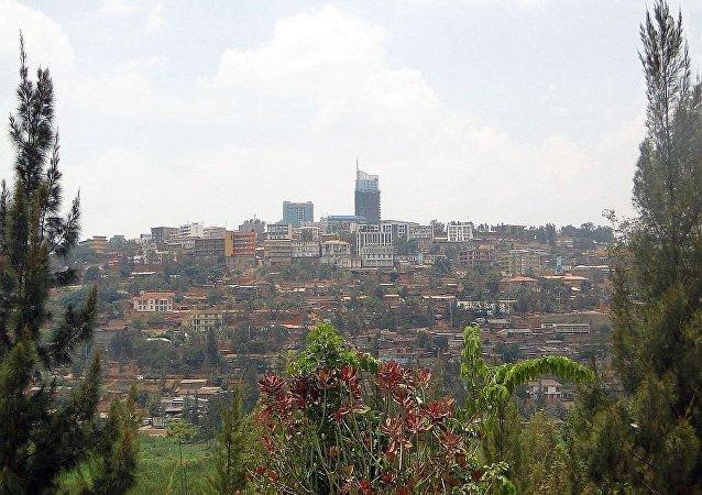 盧旺達首都基加利
