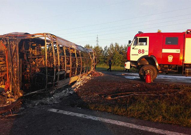 韃靼斯坦共和國交通事故