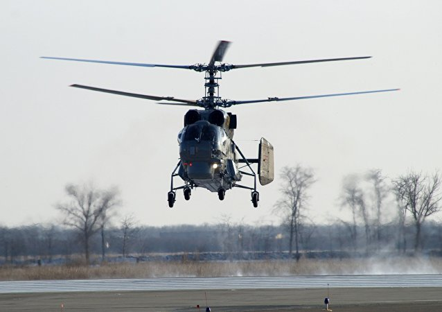 卡-27M改進型直升機