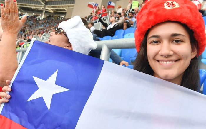 超過60萬人觀看俄羅斯聯合會杯比賽