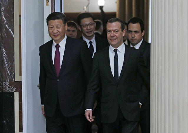 俄總理證實有意於今年年內訪華
