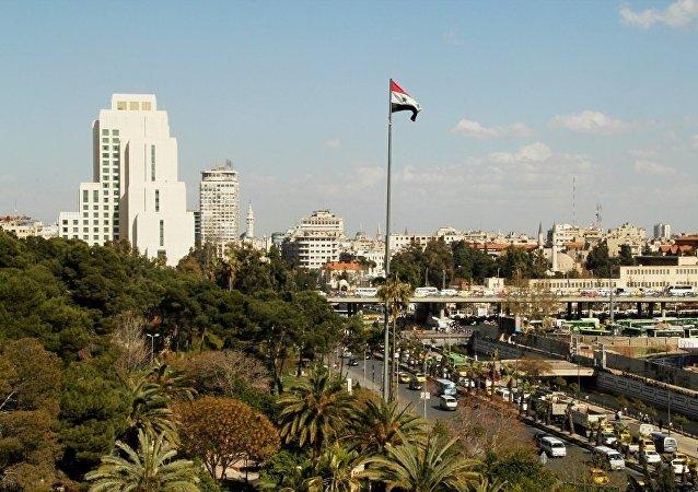 大馬士革博覽會中國參展商表示願意在敘利亞開始業務