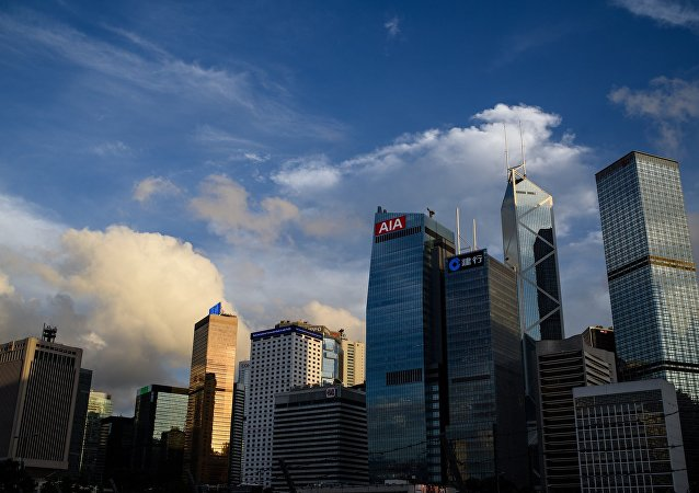 俄羅斯駐華商務代表處希望開設香港分處