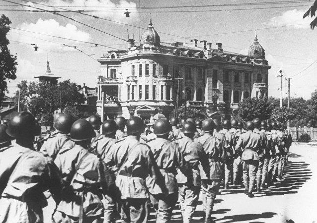 俄歷史學會主席:蘇聯與中國為二戰勝利付出最高代價
