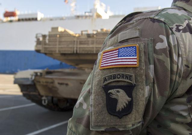 美國大使:2020年前美在德境內將增派1500名官兵