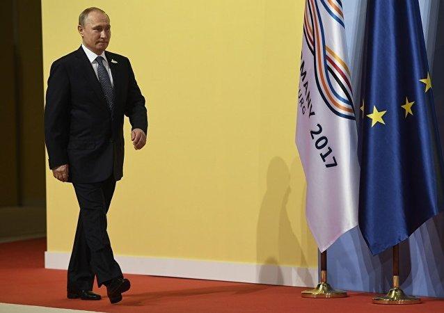 民調:G20成員的居民對普京外交決策正確性的相信程度普遍超過特朗普