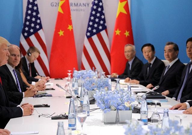 美中兩國領導人達成共識,將在朝鮮半島問題核問題上進行協作