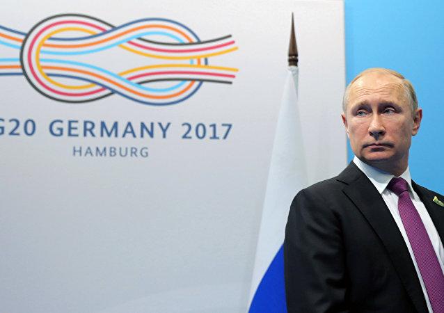 普京:俄美將建立網絡安全工作組 它將消除投機言論