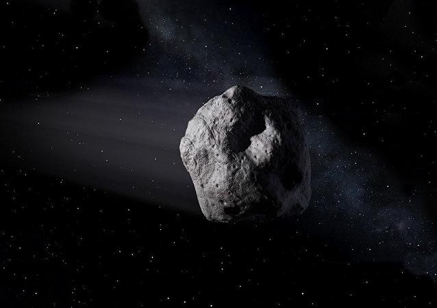 日本兩台著陸器登陸小行星「龍宮」