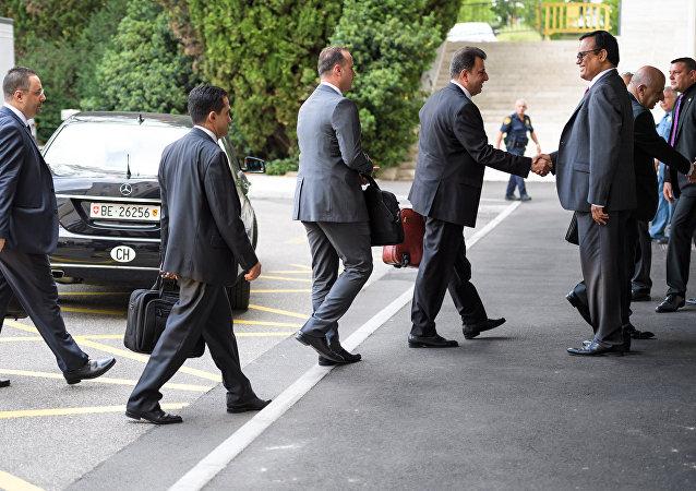 俄外交官員:第八輪敘問題和談毫無成果因反對派要求過度