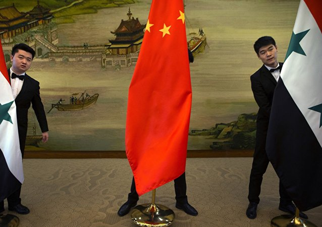 俄媒:誰阻礙中國參與調節敘利亞局勢?