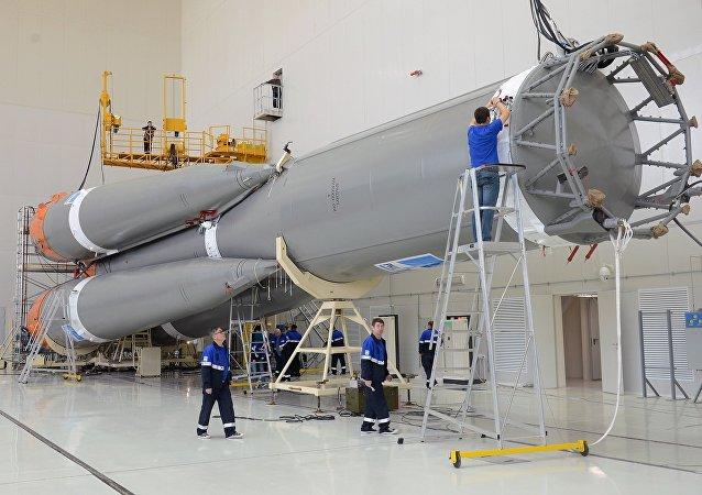 俄製造首枚安加拉A5重型運載火箭 計劃於2021年發射