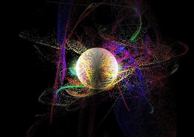 中國首次進行了從地球到軌道的量子傳輸