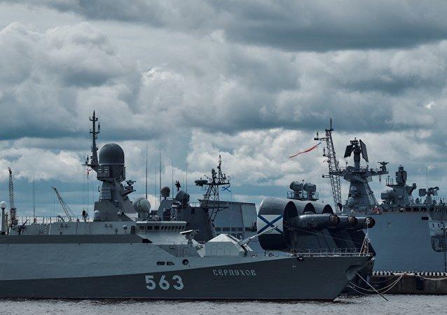 俄羅斯海軍21631型「謝爾普霍夫」號