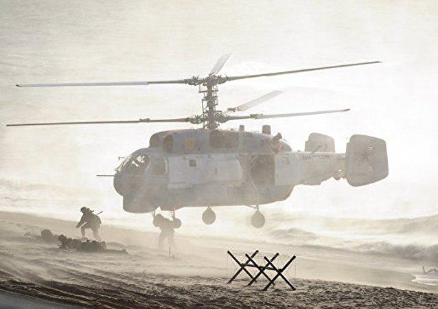 俄羅斯將展出新型反恐專用直升機