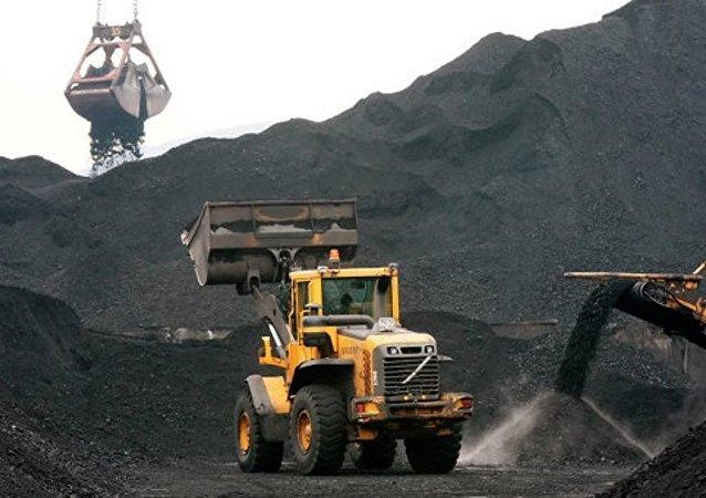 俄煤炭公司對中國市場非常感興趣