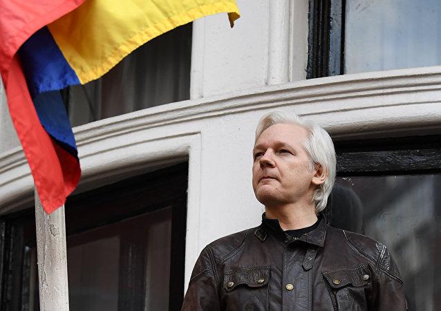 媒體:厄瓜多爾已為保護阿桑奇花費數百萬美元