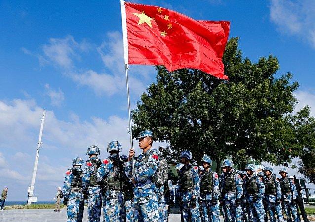國際軍事比賽—2018海上登陸賽在中國拉開帷幕