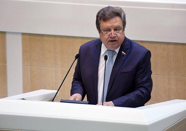 俄聯邦委員會批准俄武裝力量航空群駐敘協議備忘錄