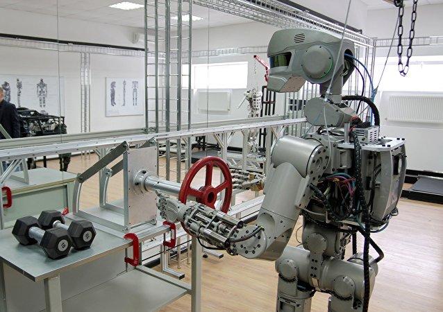 俄羅斯太空機器人費多爾將前往國際空間站