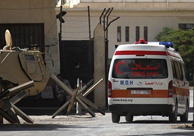 埃及衛生部:埃國內新冠病毒感染病例創單日紀錄