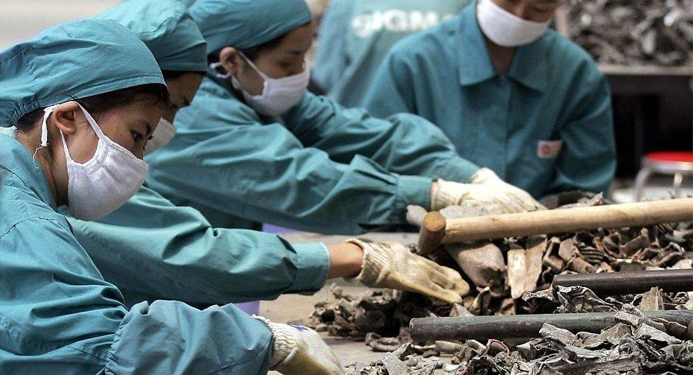 環保人士:應防止美國把出口到中國的垃圾轉移到其他發展中國家
