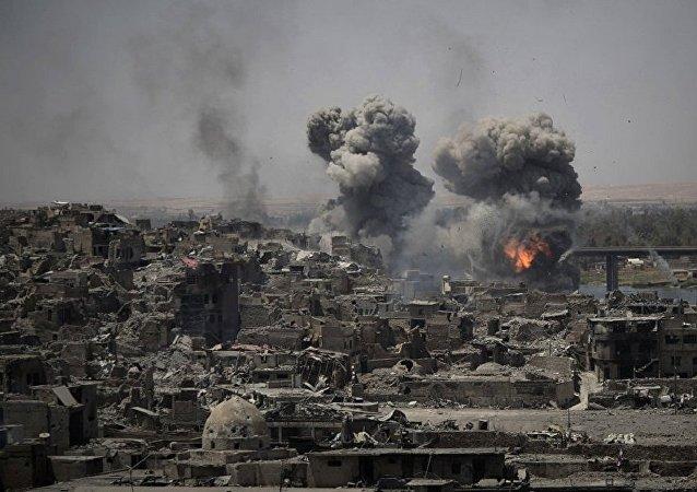 伊拉克駐俄大使:從「伊斯蘭國」手中徹底收復摩蘇爾還需不到2個月