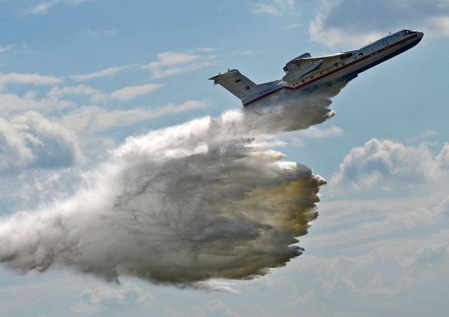 俄水陸兩用飛機別-200