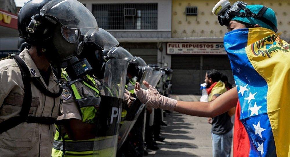 委內瑞拉自7月28日起在制憲大會選舉前禁止街頭抗議