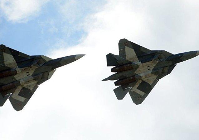 俄空天軍總司令稱五代機T-50已完成第一階段國家試驗
