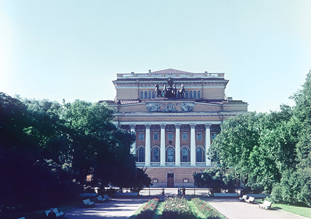 Академического театра драмы имени А. С. Пушкина
