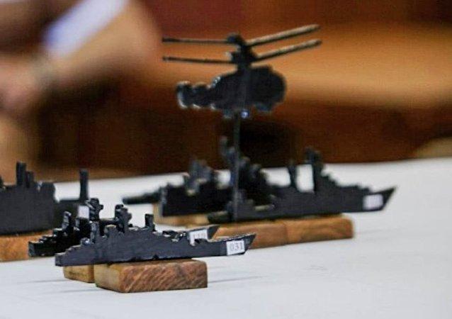 海上聯合-2015」軍事演習
