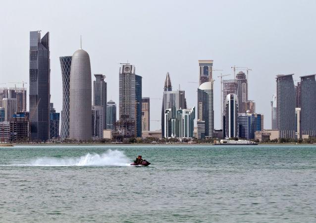 卡塔爾首都多哈