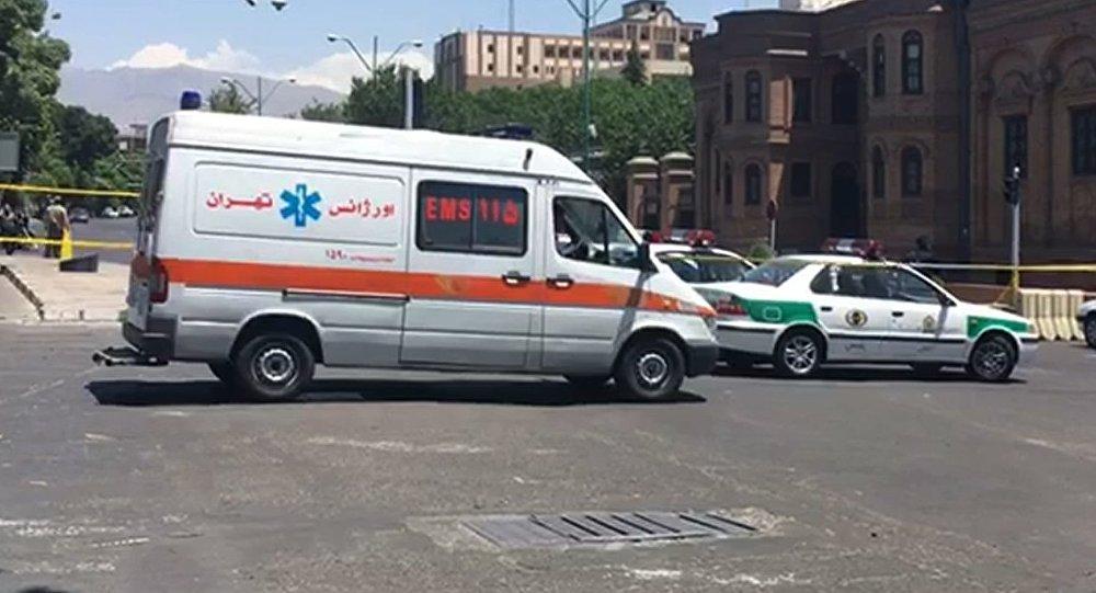 伊朗救護車