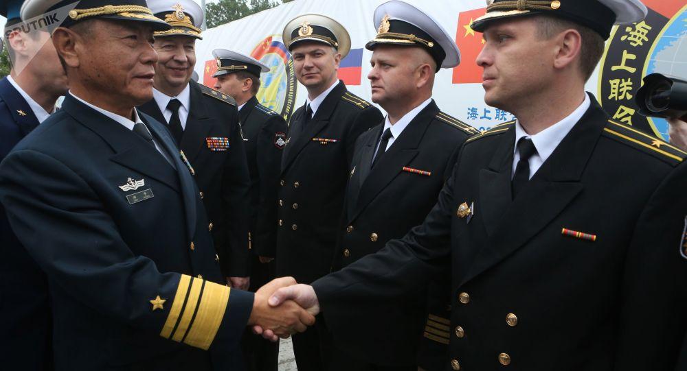 專家: 中俄波羅的海演習對中國海軍而言是前所未有的