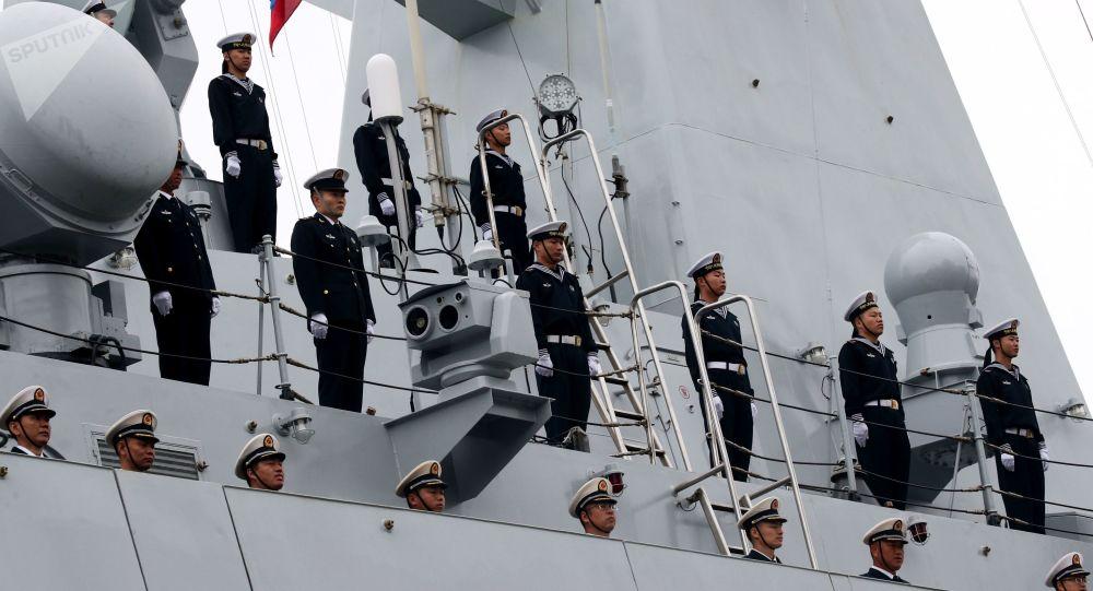 俄中「海上聯合-2017」演習第二階段將於9月18-26日進行