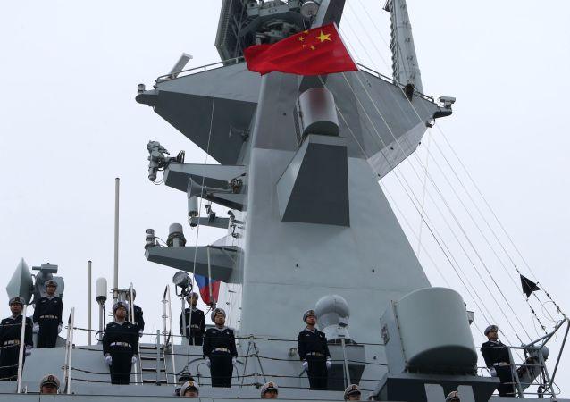 中國艦隊遠赴波羅的海的「得與失」