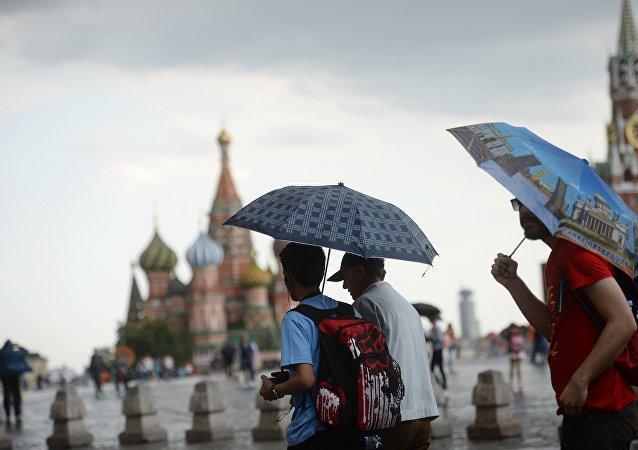 俄羅斯將建立統計遊客數據的統一電子系統