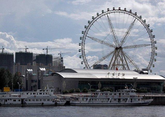 媒體:中俄邊城黑河正在緊鑼密鼓建設新智慧城市