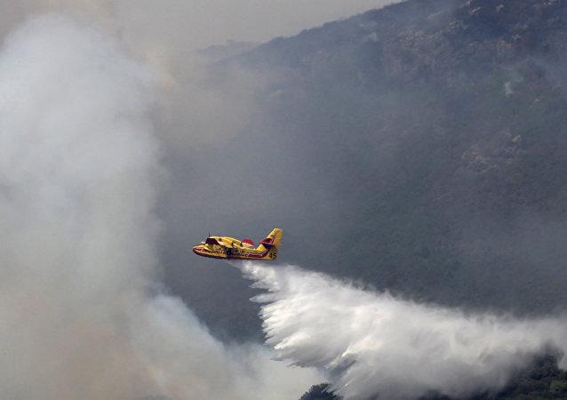 哈薩克斯坦飛機失事致2人遇難
